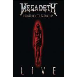Megadeth - Countdown To Extinction: Live (Blu-ray)