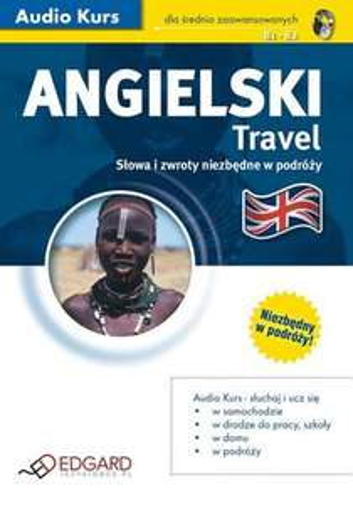 """Kurs audio """"Angielski Travel"""" za 12,90 zł @ ebookpoint"""