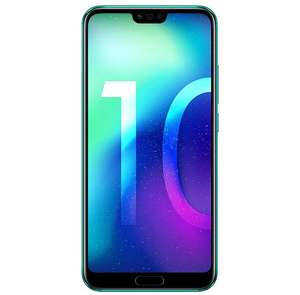 Honor 10 4/128GB Zielony @ Amazon.de