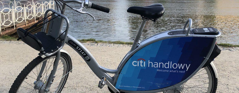 Wrocławski Rower Miejski - w czerwcu wydłużenie do 60 min darmowego wypożyczenia
