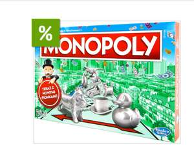Monopoly Classic @ muve.pl