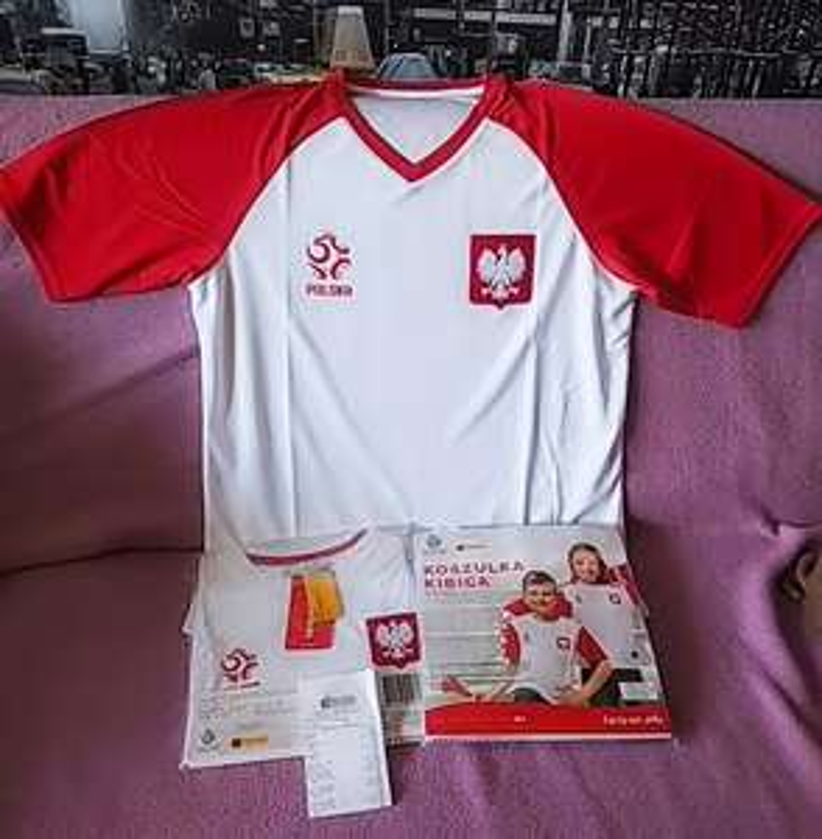 Koszulka kibica - Sklep Biedronka