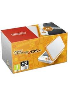 Konsola New Nintendo 2DS XL White & Orange (3DS)