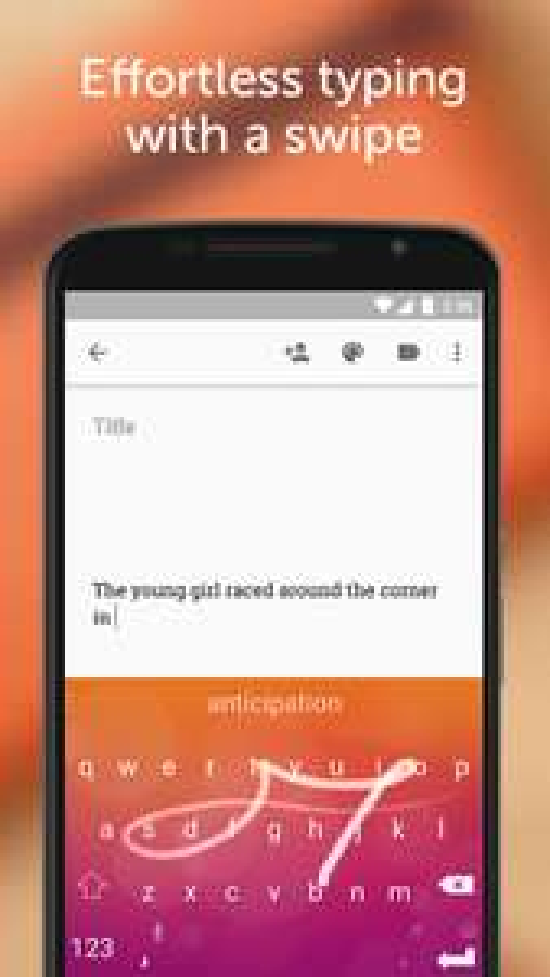 11 skórek klawiatury SwiftKey @Android