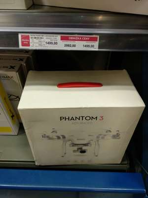 Dron phantom 3 advance