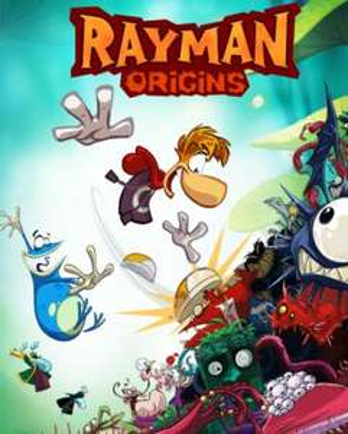 Rayman Origins na Uplay za darmo