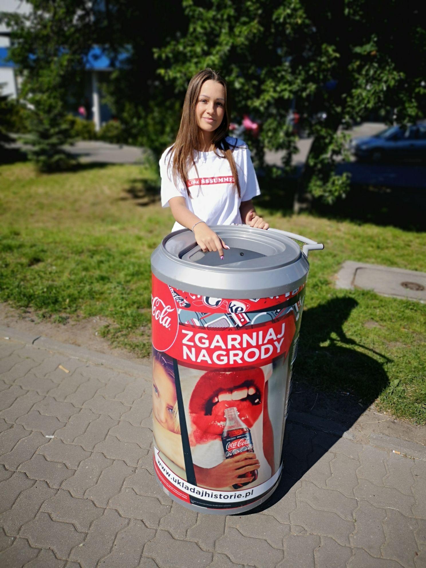 Coca Cola Zero Bydgoszcz