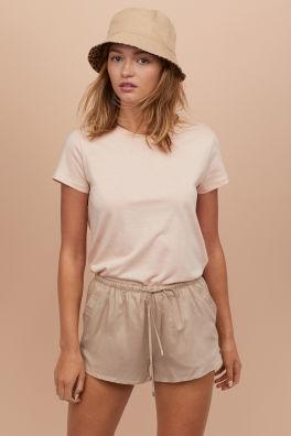20% rabatu na szorty damskie, męskie i dziecięce @ H&M