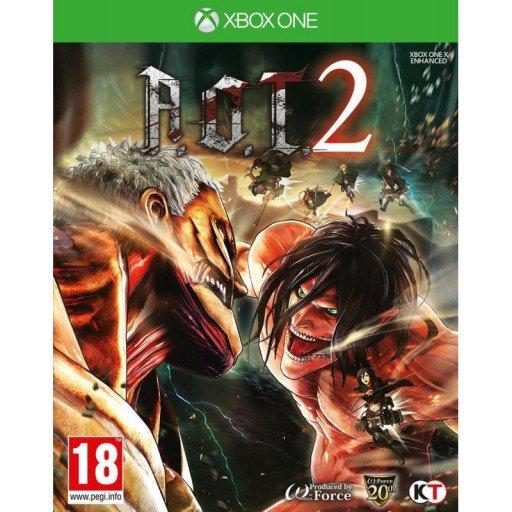 A.O.T. 2 na Xbox One za 48 zł z wysyłką