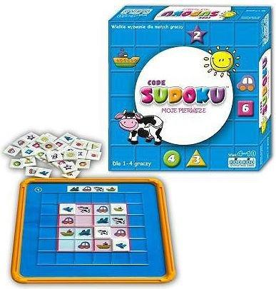 Gra Sudoku Junior za 29zł @ HulaHop
