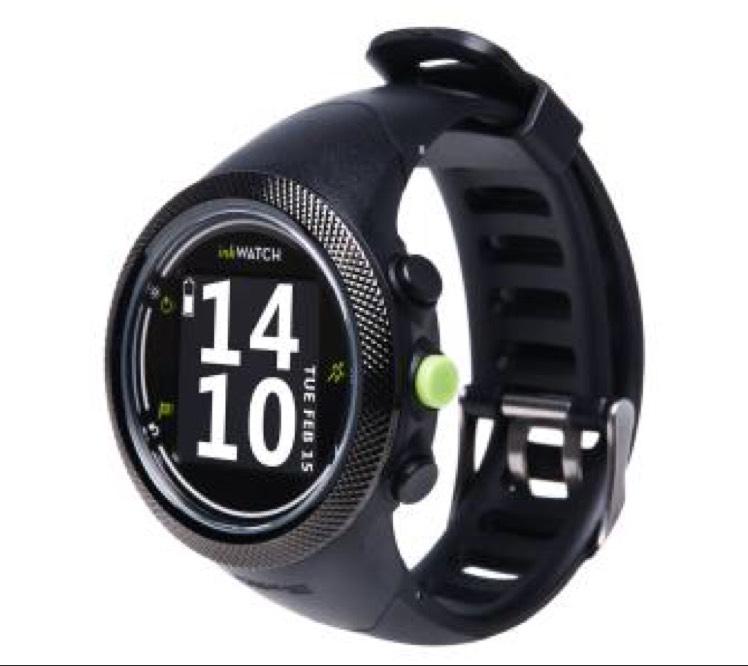 Zegarek Sportowy InkWatch Tria Plus za 149 zł