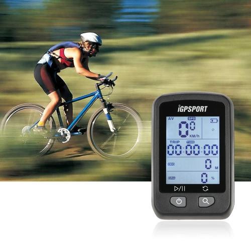 Komputer rowerowy GPS | IGPSPORT iGS20E