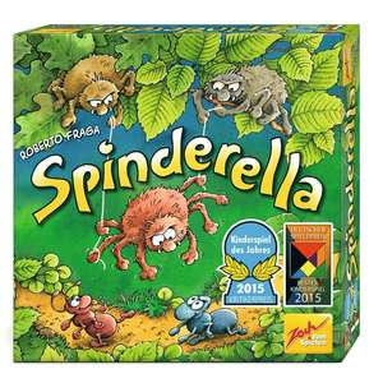 Gra Spinderella najtaniej