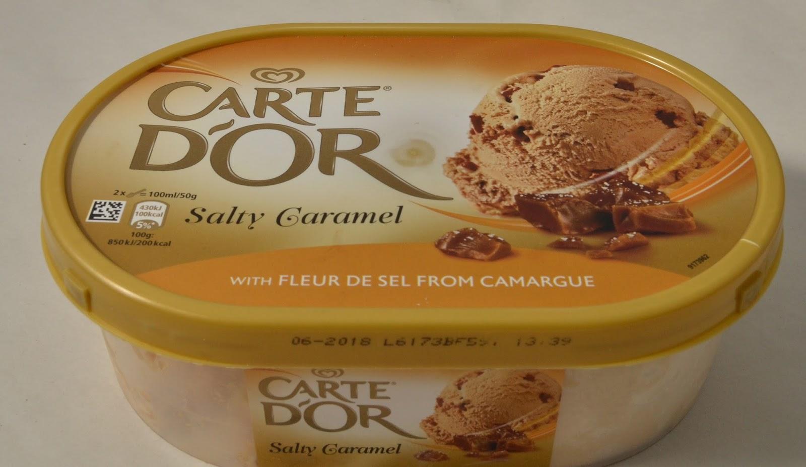 Lody Carte d'Ore w Biedronce 9,99