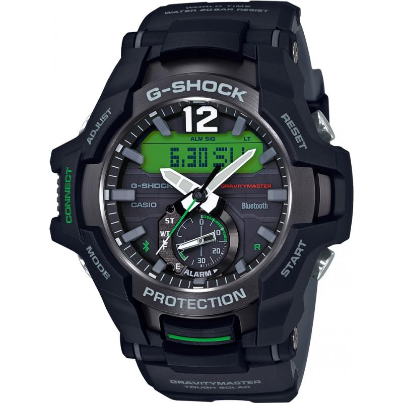 Zegarek Casio G-Shock GR-B100-1A3ER (bluetooth, solar, wodoszczelność 200m) @ Watches2u