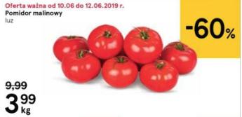 Pomidory malinowe @Tesco