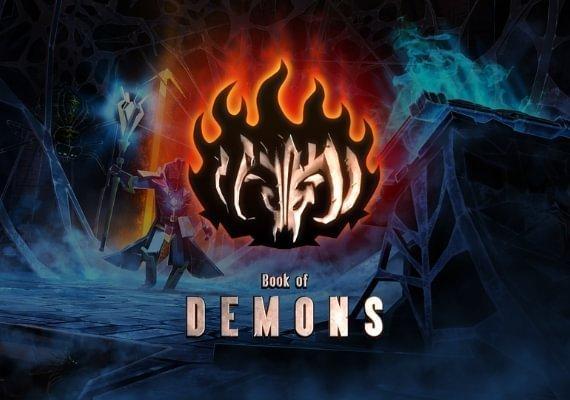 Book of Demons Steam GLOBAL za 26,50 zł + prowizja