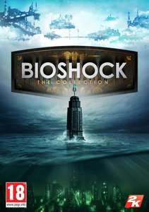 BioShock: The Collection w 2Game £7.88