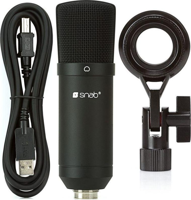 Mikrofon SNAB SNAB HF-50 USB w morele.net