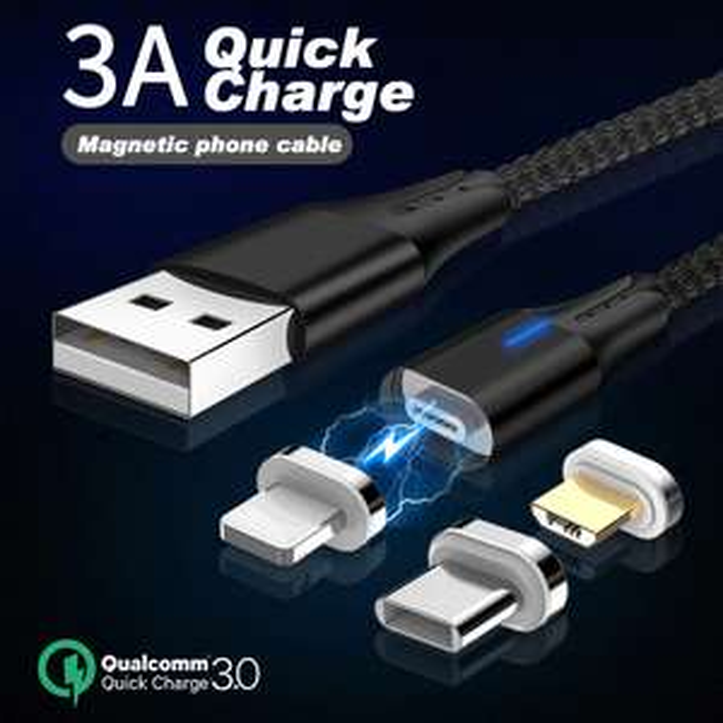 Kabel Magnetyczny do ładowania i transmisji danych