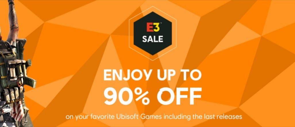 Promocja na gry Ubisoftu z okazji E3