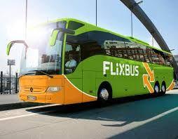Przejazdy Flixbusem wszystkie bilety -25%