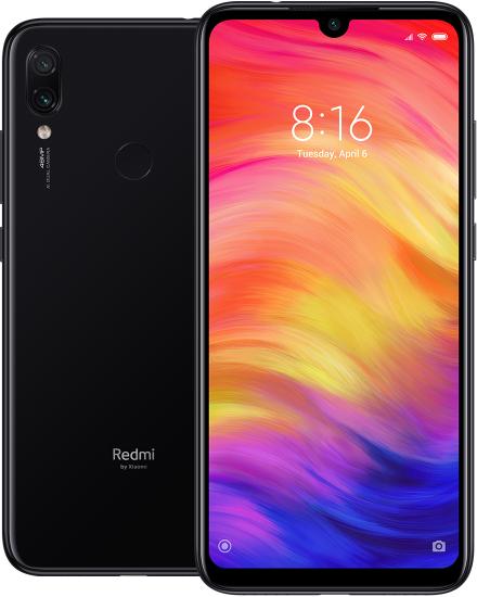 Xiaomi Redmi Note 7, 4GB RAM/128GB ROM