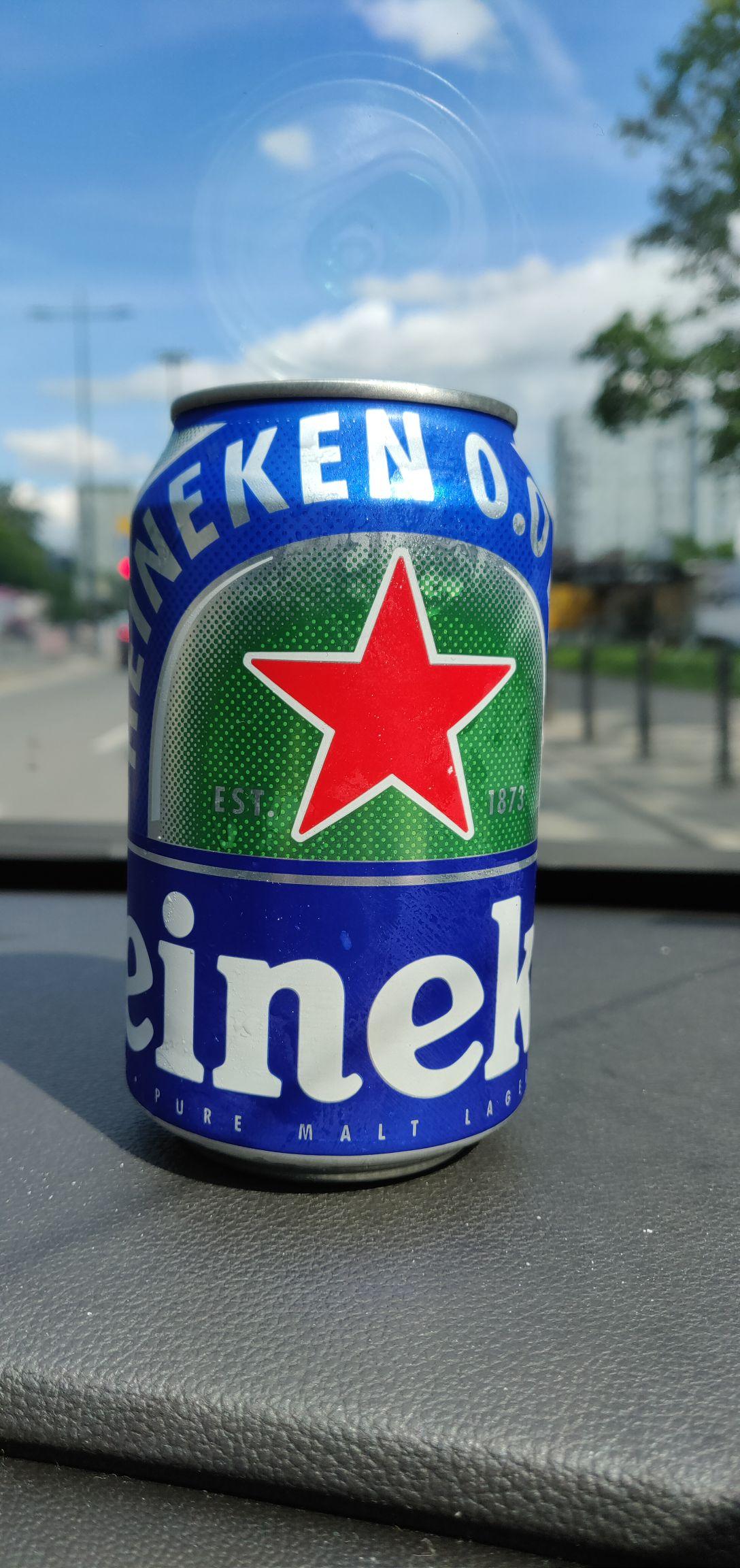 Darmowe Heineken'y 0% (Mokotów Metro Wilanowska Warszawa)
