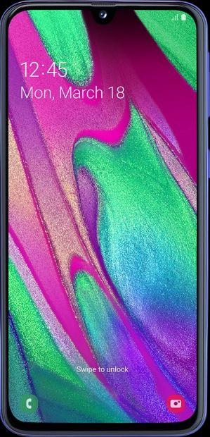 Samsung Galaxy A40 za 948 zł