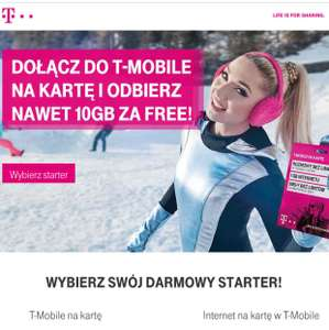 Darmowy starter t-mobile