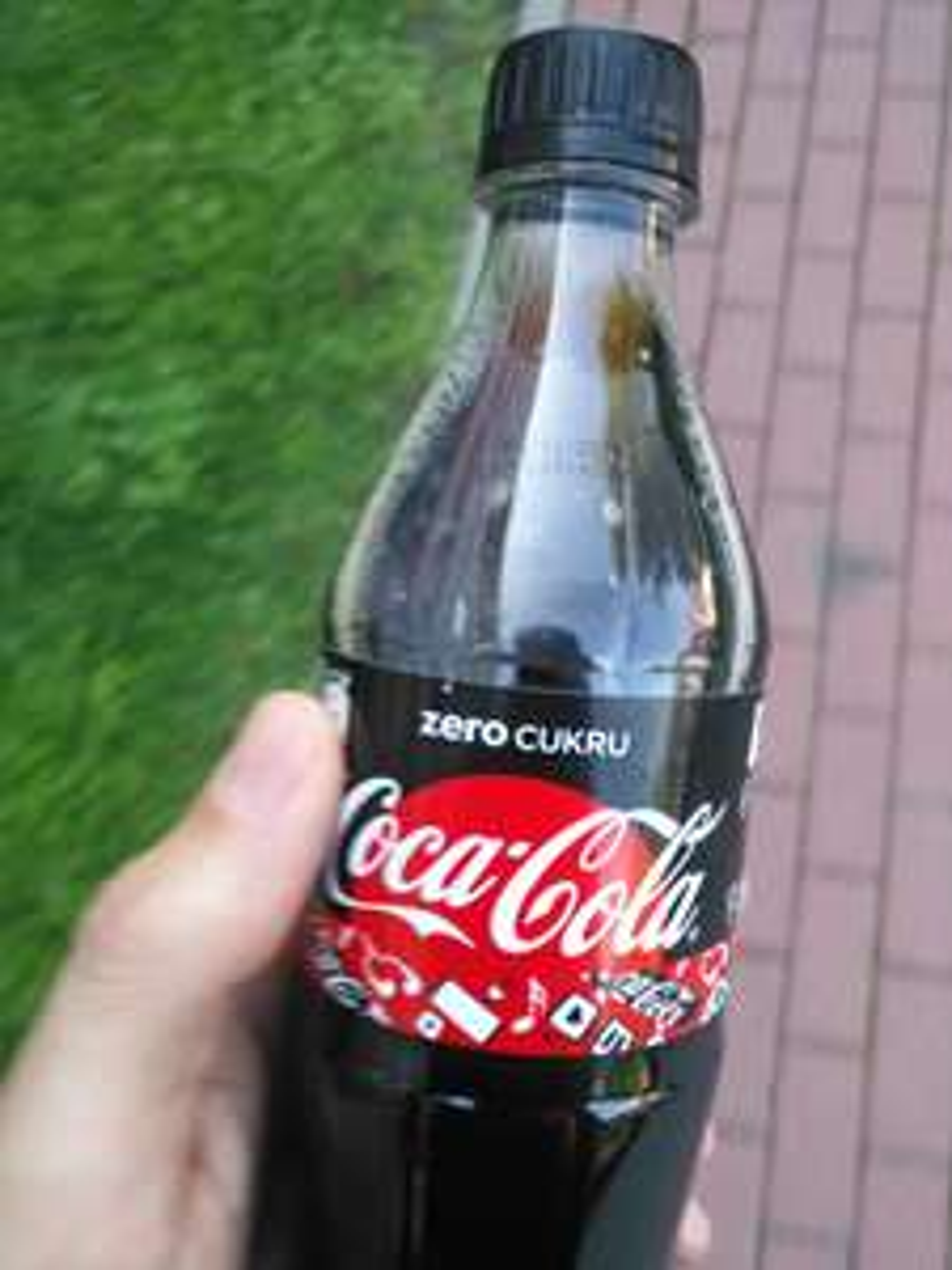 Darmowa cola zero -gliwice politechnika, (przejście dla pieszych żabka-wydział isie)