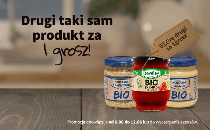 Drugi produkt Bio za 1gr.