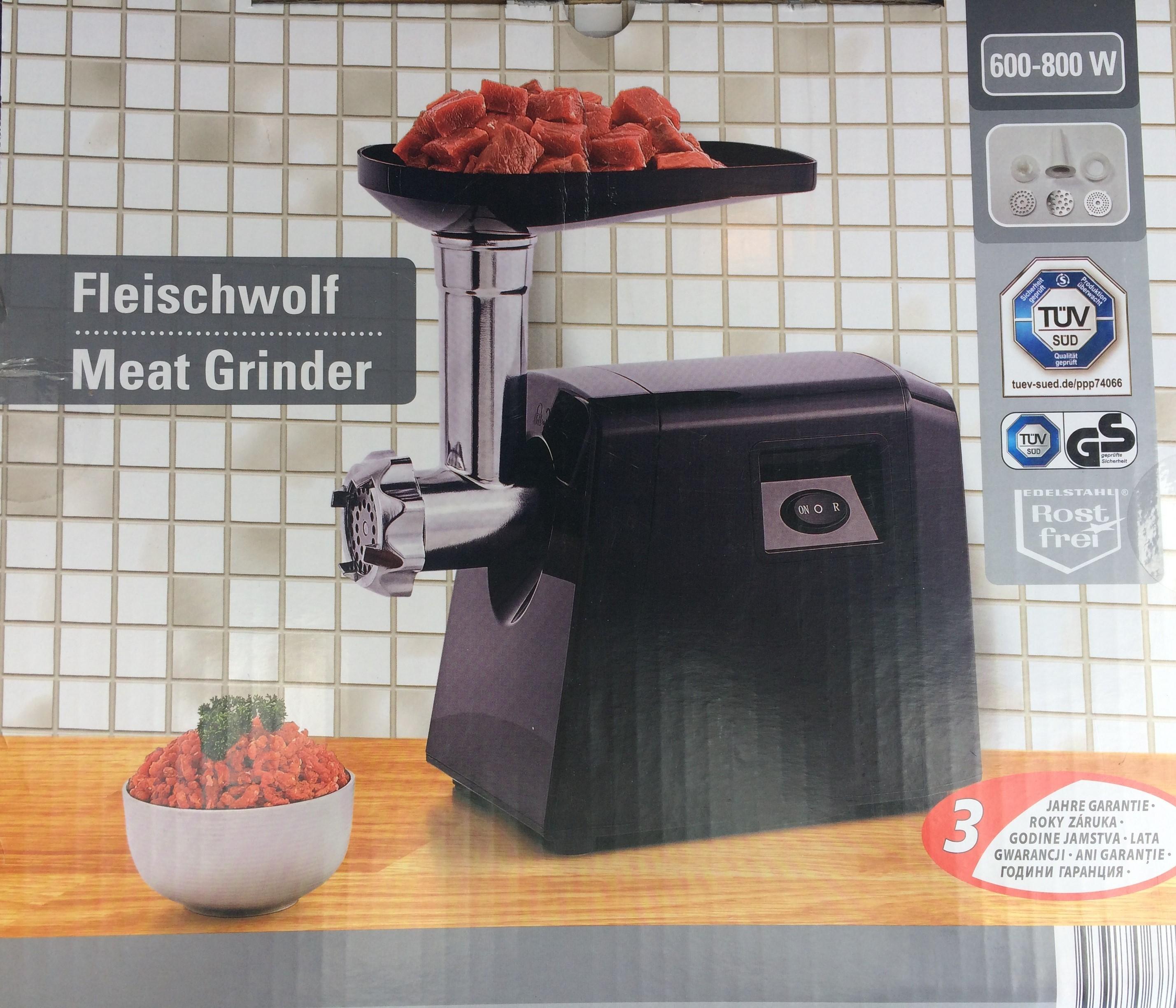Maszynka do mielenie mięsa MG-A0201. Kaufland