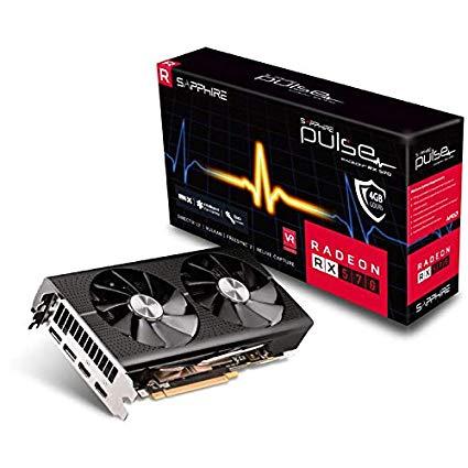 Karta graficzna Sapphire Pulse Radeon RX 570 4GD5 4GB