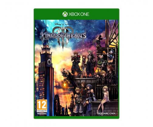 Kingdom Hearts III Xbox one darmowa dostawa do salonów (XONE)