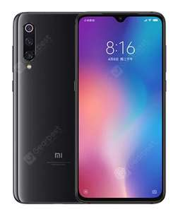 Xiaomi Mi 9 Global Version 6/128GB Czarny i Niebieski - @Gearbest