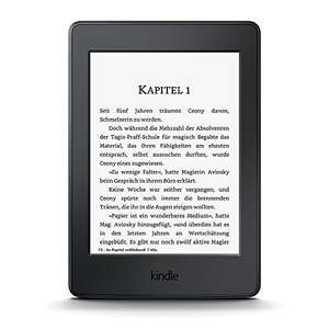 Kindle Paperwhite III 3 20 euro taniej (Do 11 lutego) @ Amazon.de