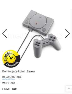 PlayStation classic w Media Expert