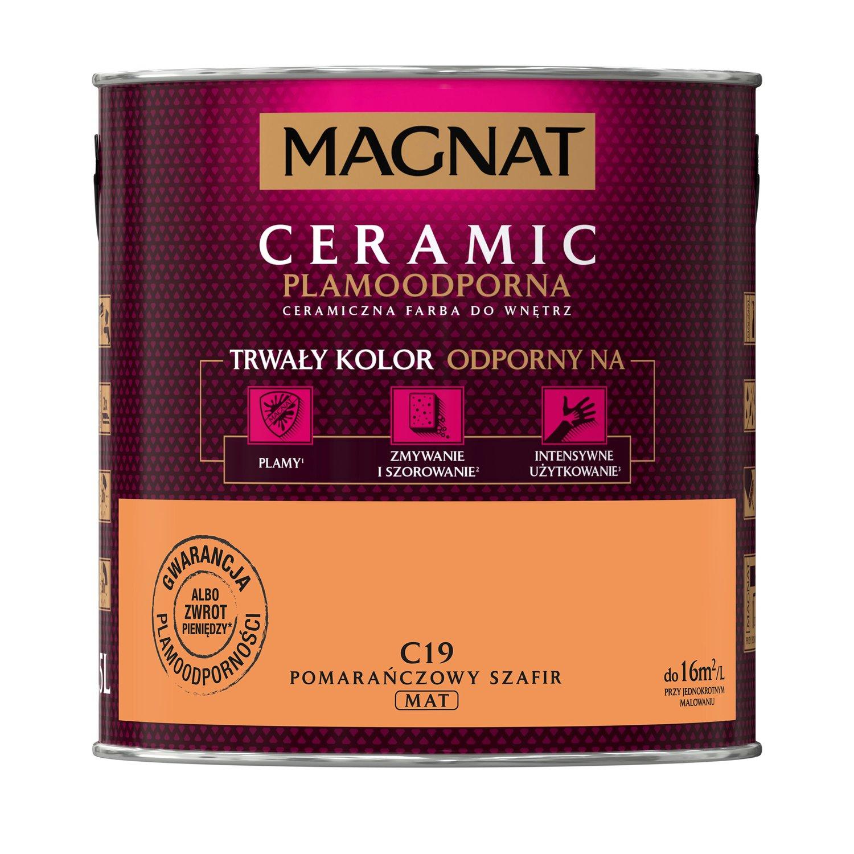 Farba Magnat Ceramic Castorama