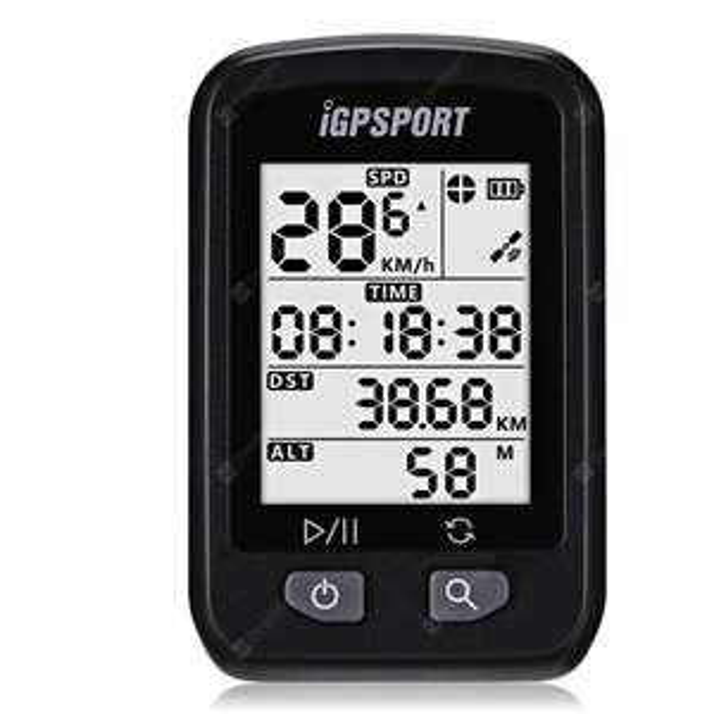 IGS20E Najlepszy z tanich licznik rowerowy GPS