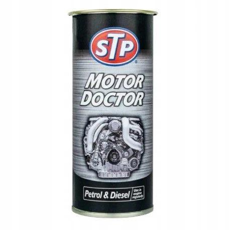 BŁĄD ? STP MOTOR DOCTOR DO BENZYNY I DIESLA 444ML UNIWER.