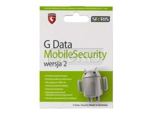 G Data MobileSecurity 2, 1 DEV, 12m-cy. - GDataMobileSecurity2