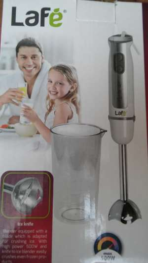 Blender lafe BRW-002 500w @carrefour