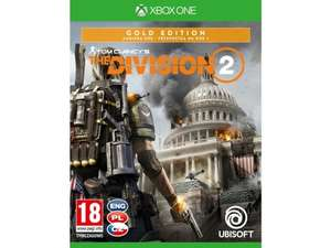 Division 2 Gold Edition dla Xbox One