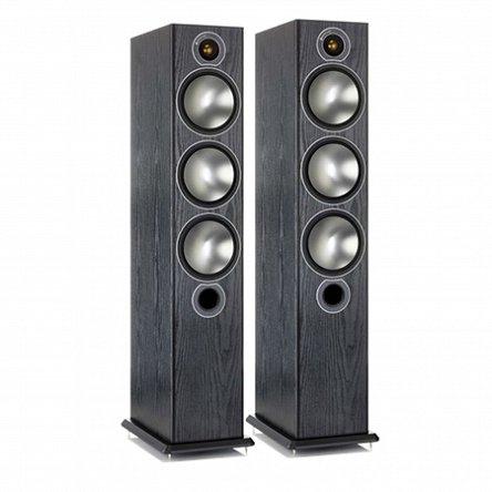 Monitor Audio Bronze 6 kolumny stereo kolor czarny