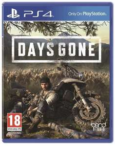 PS4 - Days Gone PL