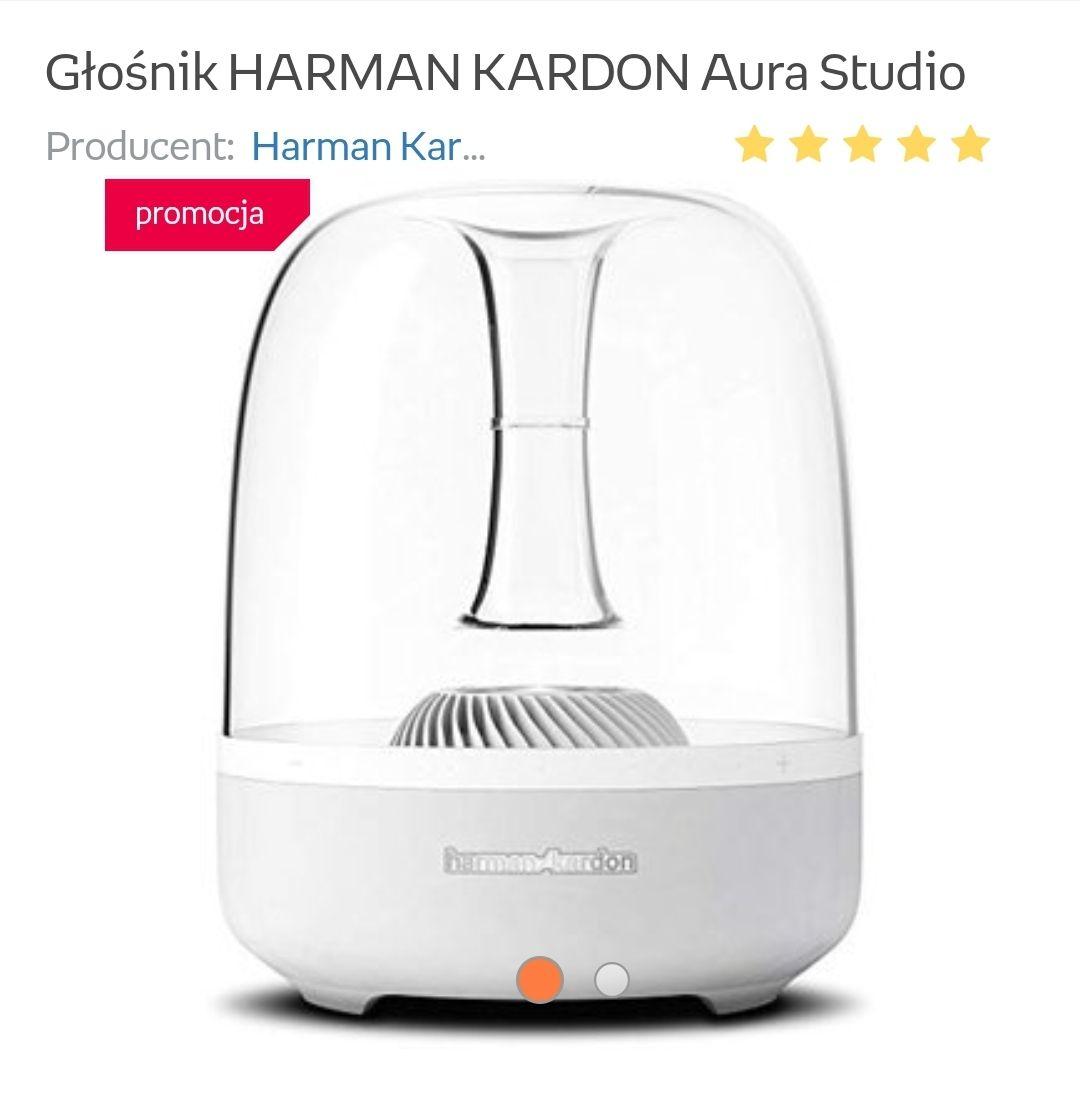 Designerski głośnik bluetooth Harman Kardon AURA Studio
