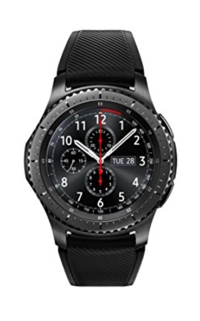 Samsung Gear S3 Frontier na Amazon.de