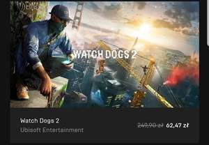 EPIC GAMES STORE: WATCH DOGS 2