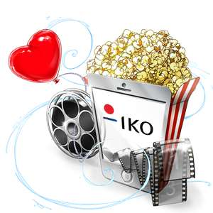 Doładuj telefon przez aplikację IKO za minimum 40zł, otrzymasz 2 bilety do kina GRATIS